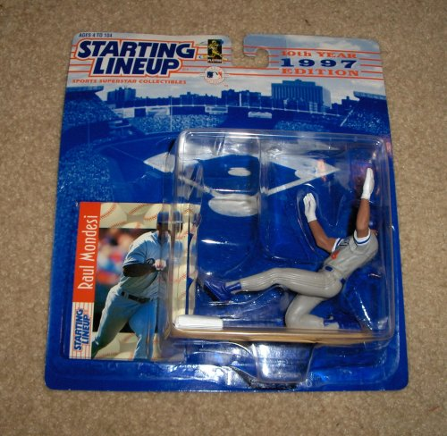 1997 Raul Mondesi MLB Starting Lineup Figure