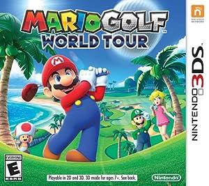 Mario Golf: World Tour - Nintendo 3DS