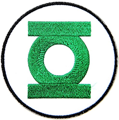 [Green Lantern Superhero Marvel Avengers Cartoon Comics Movie Patch Sew Iron on Embroidered Applique Collection DIY By] (Incredible Hulk Costume Diy)