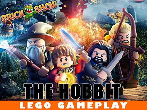 LEGO Hobbit Video Gameplay - Season 1