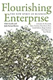 img - for By Chris Laszlo Flourishing Enterprise: The New Spirit of Business book / textbook / text book