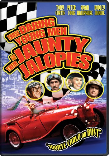 ������ � �����-�����/Those Daring Young Men in Their Jaunty Jalopies/Monte Carlo or Bust!