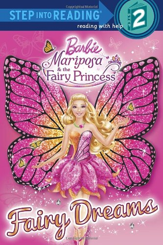 Fairy Dreams (Barbie) (Step Into Reading) front-878415