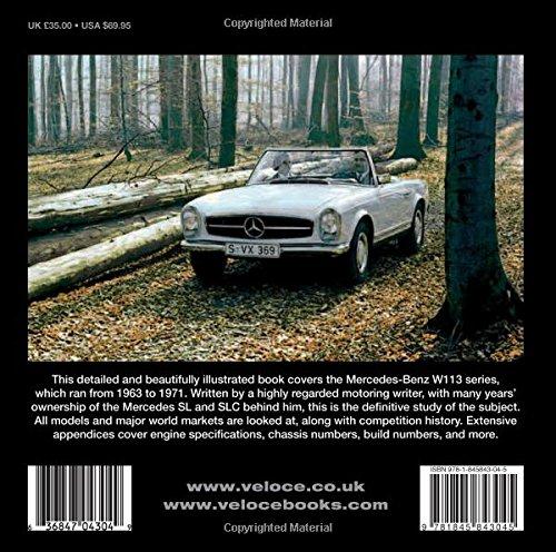 Mercedes-Benz SL: W113-series 1963-1971