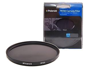 Polaroid PLFILIR72058 - Filtro IR para objetivos de cámara - Electrónica - Comentarios de clientes y más Descripción