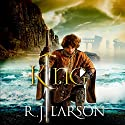 King: Books of the Infinite, Book 3 Audiobook by R.J. Larson Narrated by Brooke Sanford Heldman