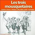 Les trois mousquetaires Performance Auteur(s) : Alexandre Dumas Narrateur(s) : Johann Koullepis