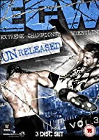 WWE: ECW - Unreleased Volume 3