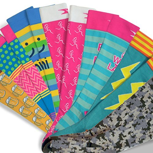 Performance-Compression-Running-Knee-Socks-Variety-of-Colors-and-Sizes