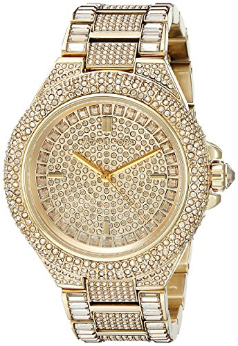 Michael Kors Women's MK5720 Camille Gold-Tone Crystal Watch