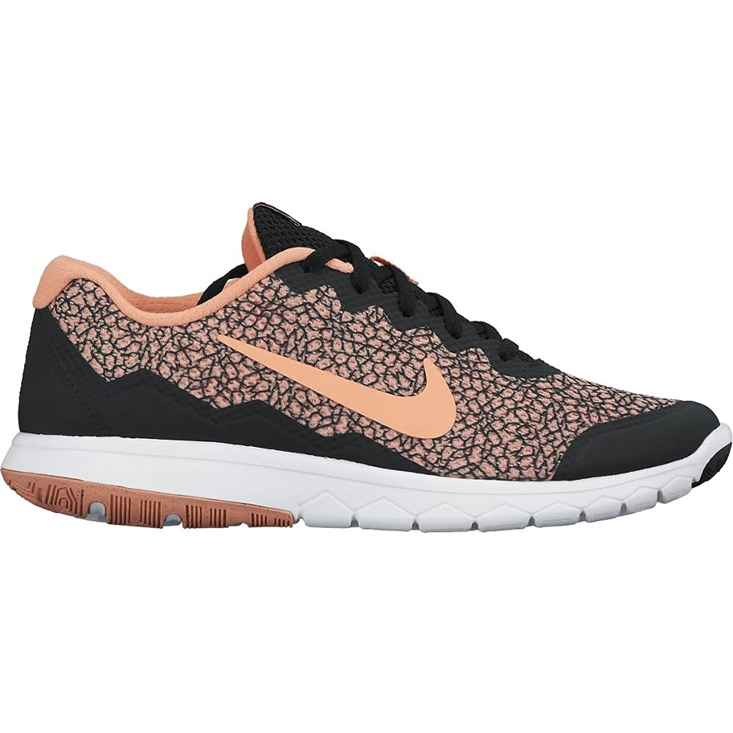 Nike Flex Experience Run 4 Premium Womens Running Shoes Black