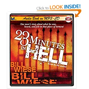 23 MINUTES IN HELL - WIESE, BILL - NEW PAPERBACK BOOK