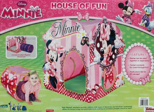 Disney Minnie Mouse House of Fun