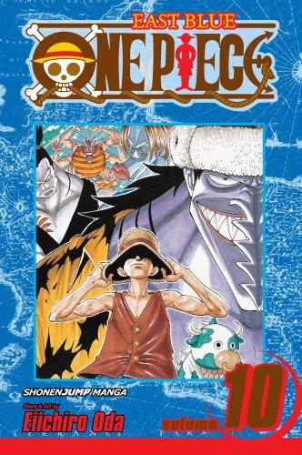 ONE PIECE ワンピース コミック10巻 (英語版)