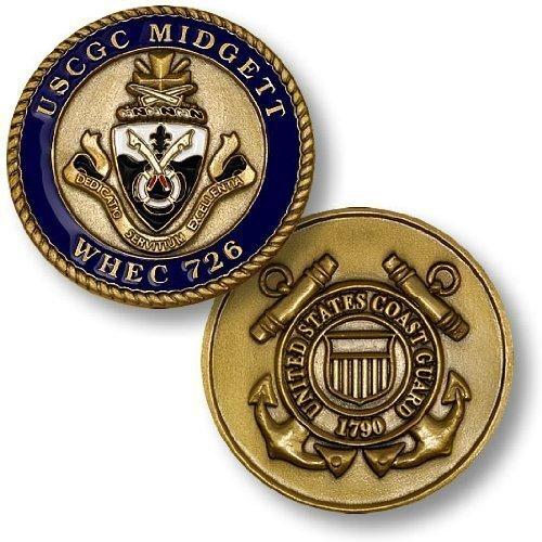 USCGC Midgett Challenge Coin - 1