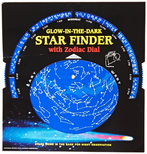 Glow in the Dark - Star Finder with Zodiac Dial - 1