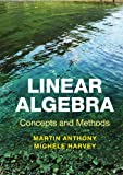 Linear Algebra: Concepts and Methods