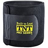 tnt pro series waist trimmer weight loss ab belt premium stomach wrap and waist trainer