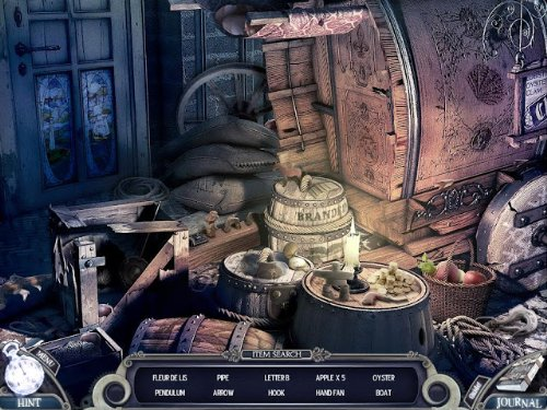 Fairy Tale Mysteries: The Puppet Thief - Collector's Edition  screenshot