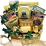 Sweet Sensations Cookie, Candy and Treats Gift Basket (Multiple Sizes)