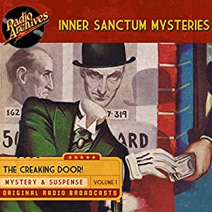 Inner Sanctum Mysteries, Volume 1 Radio/TV Program