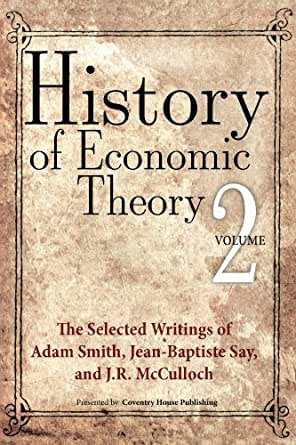 the life and writings of adam smith A triumphant movement of adam smith disciples really begins only with   reading his account of the life and writings of adam smith in 1793 to.