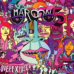 Overexposed Maroon 5 Album on CD