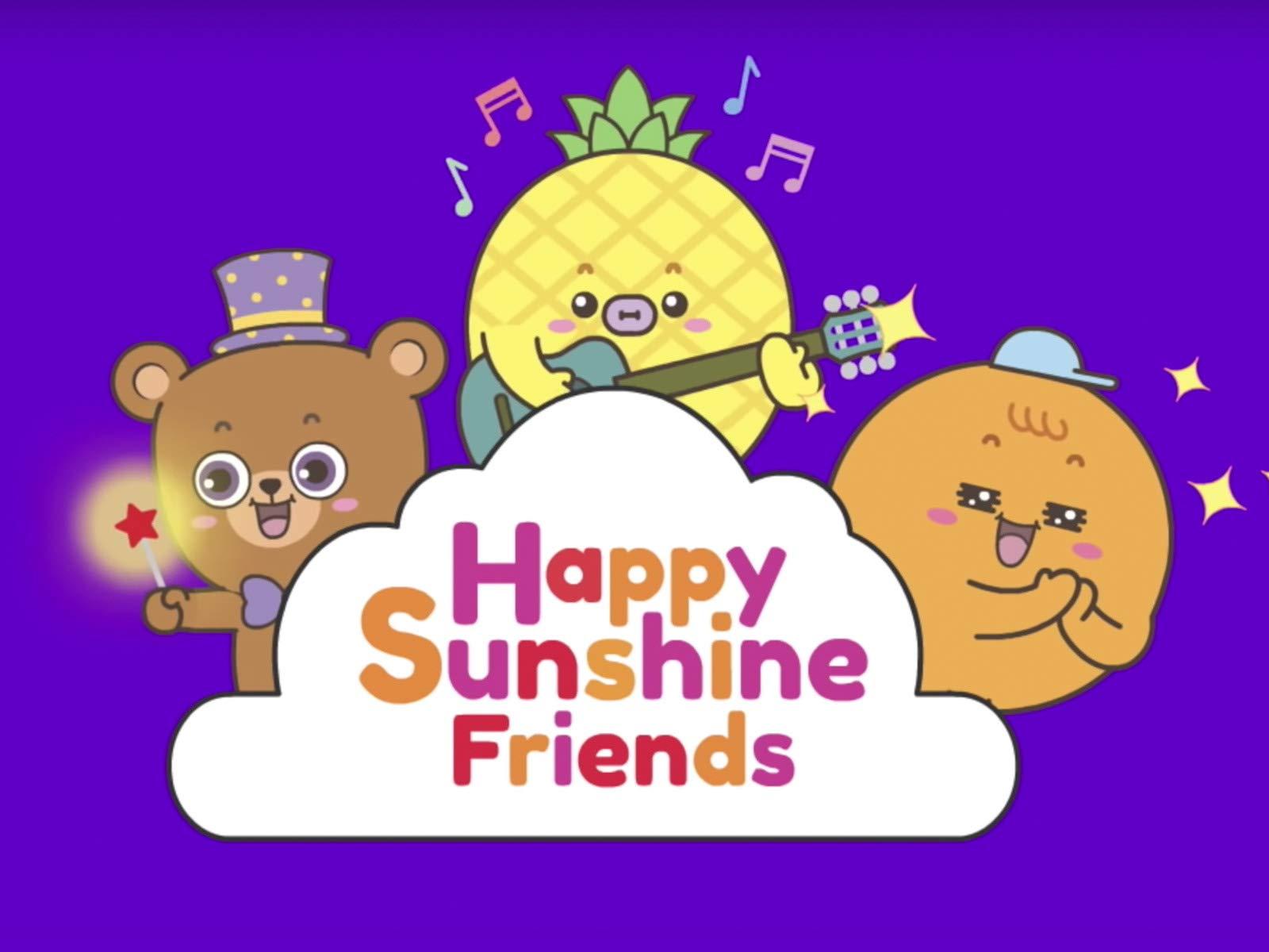 Happy Sunshine Friends - Season 8