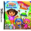 Nickelodeon Dora & Team Umizoomi's Fantastic Flight - Nintendo DS Standard Edition