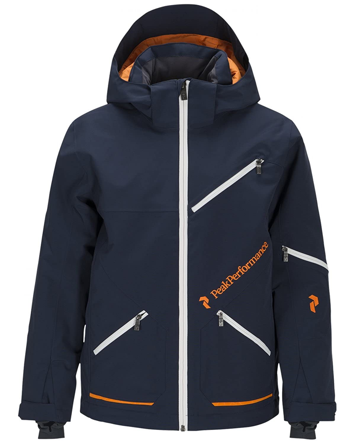 Peak Performance Junior's Pop Jacket Blue Shadow kaufen