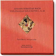 Suite No. III in C major for Solo Cello, BWV 1009:6. Bour�e II