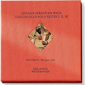 Suite No. I in G major for Solo Cello, BWV 1007:3. Courante
