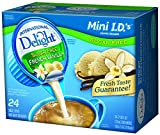 International Delight Single-Serve Coffee Creamers, French Vanilla, 24 Count