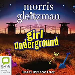 Girl Underground Audiobook