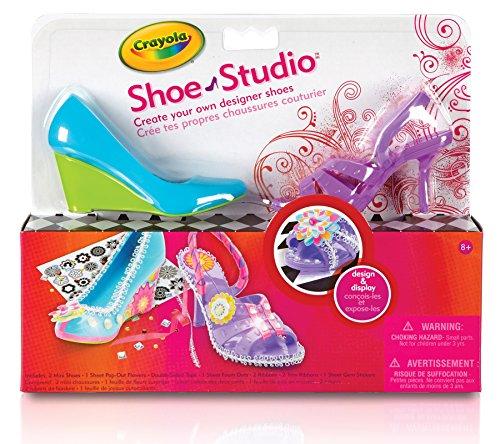 Crayola Shoe Studio Set #1 (2-Pack) - 1