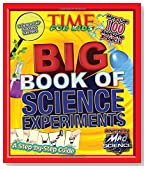 TIME For Kids Big Book of Science Experiments: A step-by-step guide