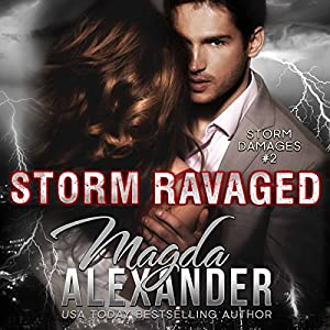 Storm Ravaged: Storm Damages, Book 2 Audiobook