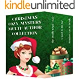 Christmas Cozy Mystery Multi-Author Collection