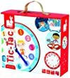 Janod - 02940 - Jeu Educatif - Mallette Tic-Tac