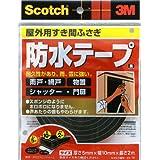 3M(住友スリーエム) スコッチ 屋外用すき間ふさぎ防水ソフトテープ