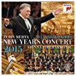 Neujahrskonzert / Year's Concert 2015 from Sony Music Classical