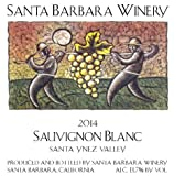 2014 Santa Barbara Winery Sauvignon Blanc 750 mL Wine