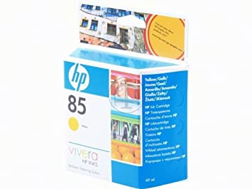 HP - Hewlett Packard DesignJet 130 R (85 / C 9427 A) - original - Ink cartridge yellow - 69ml