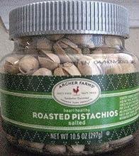 Archer Farms Heart Healthy Roasted Pistachios Salted 105oz