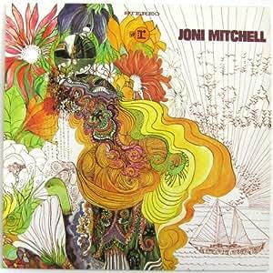 JONI MITCHELL LP, JONI MITCHELL (US ISSUE EX/EX VINYL)