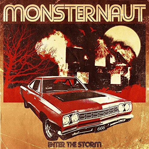 Vinilo : Monsternaut - Enter The Storm (LP Vinyl)