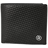(ダンヒル)DUNHILL ダンヒル 財布 二つ折り財布 小銭入れあり L2V332A MICRO D8 D-EIGHT マイクロディーエイト レザー BLACK ブラック 黒 BK [並行輸入品]