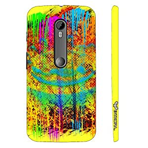 Motorola Moto G3 3rd Gen Abstract Art 4 designer mobile hard shell case by Enthopia