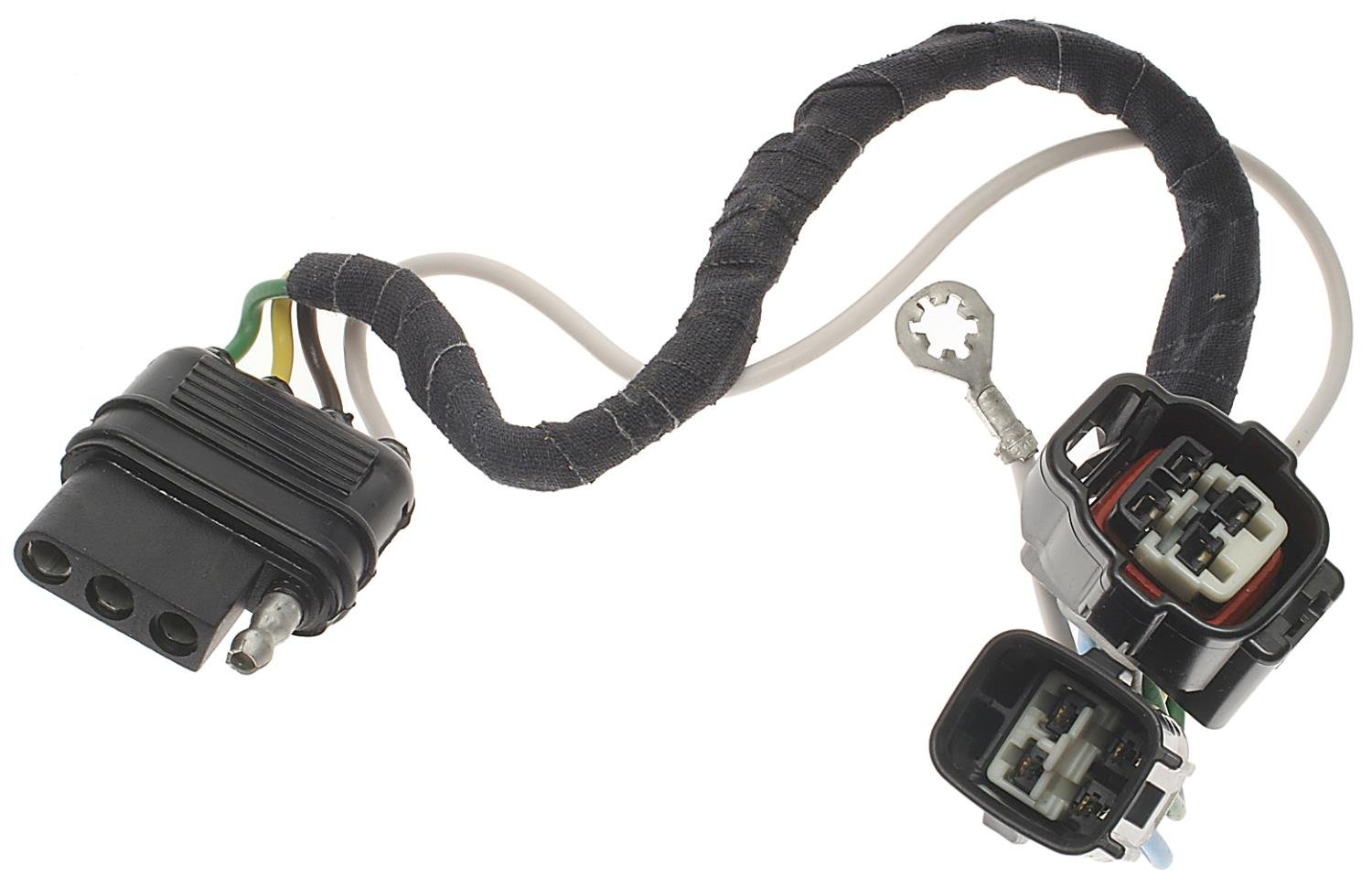 ACDelco TC236 Professional Inline to Trailer Wiring Harness Connector acdelco tc236 professional inline to trailer wiring harness connector