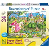 Once Upon A Time 24 Piece Floor Puzzle